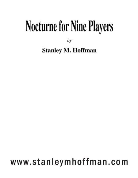 Nocturne for Nine Players