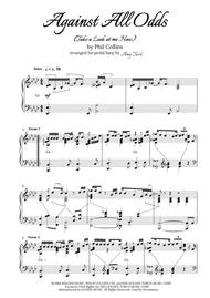 Against All Odds (Take A Look At Me Now) - Harp Solo