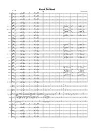 Knock On Wood - Male Vocal with Pops Orchestra Key of D