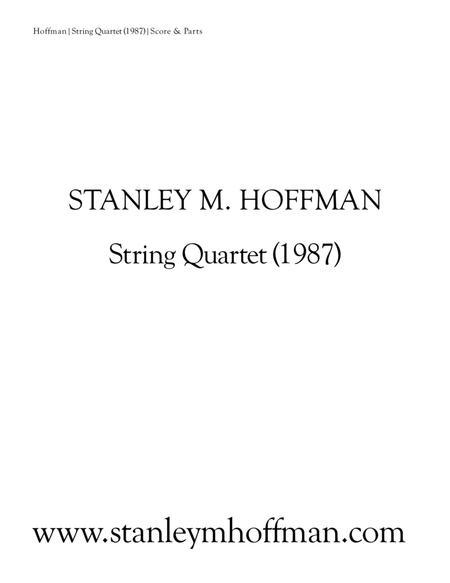 String Quartet (1987)