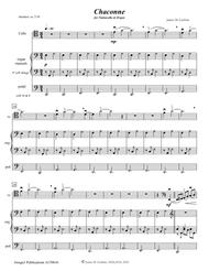 Guthrie: Chaconne for Cello & Organ