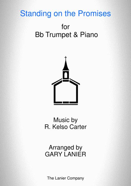 STANDING ON THE PROMISES (Bb Trumpet/Piano and Bb Trumpet Part)
