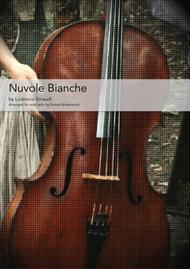 Nuvole Bianche for solo cello