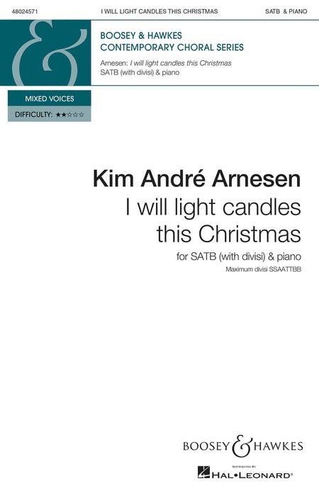 I Will Light Candles This Christmas