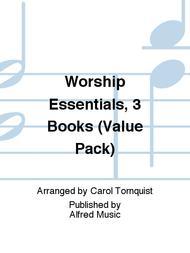 Worship Essentials, 3 Books (Value Pack)