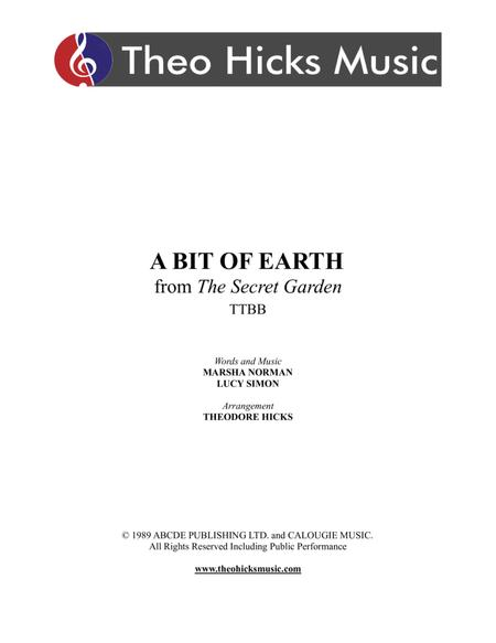 A Bit Of Earth (from the Secret Garden)
