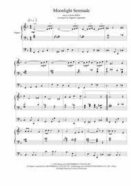 Moonlight Serenade - Organ Solo