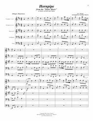 2 Wedding Processionals for Brass Quintet
