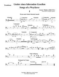 Songs of a Wayfarer for Trombone or Bass Trombone & Piano