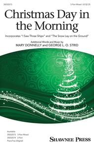 Christmas Day In The Morning Sheet Music By George L O Strid