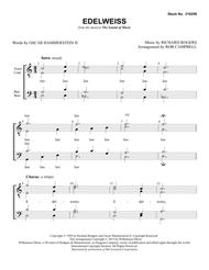Edelweiss (from The Sound of Music) (arr. Rob Campbell)