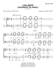Lullaby (Goodnight My Angel) (arr. Kirk Young)