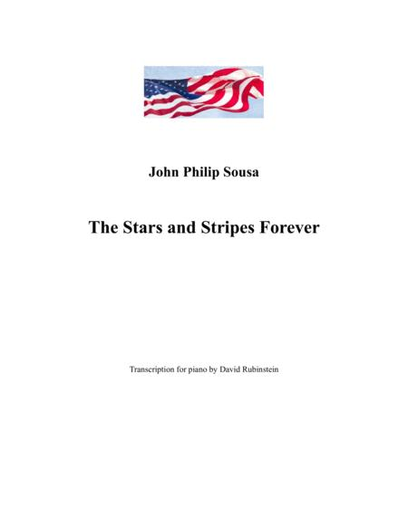 The Stars and Stripes Forever (piano transcription)