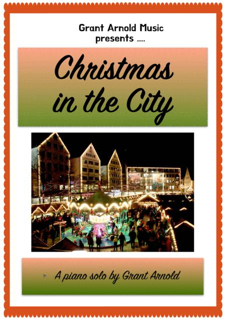Christmas in the City (piano solo)