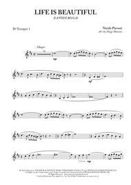 Life Is Beautiful (La Vita E' Bella) for Brass Quintet