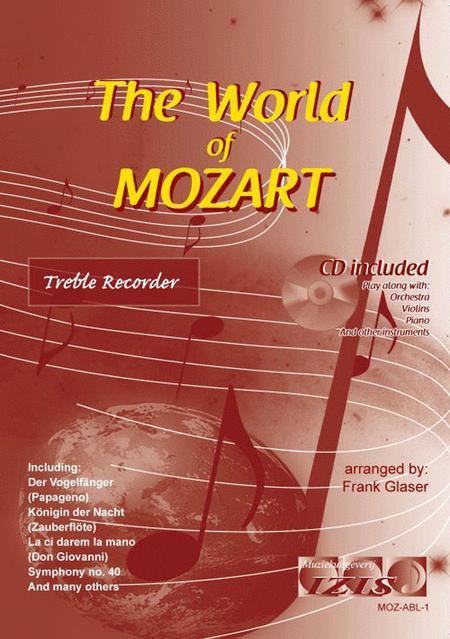 World Of Mozart (Glaser)