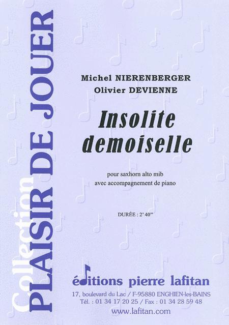 Insolite Demoiselle