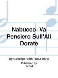 Nabucco: Va Pensiero Sull'Ali Dorate