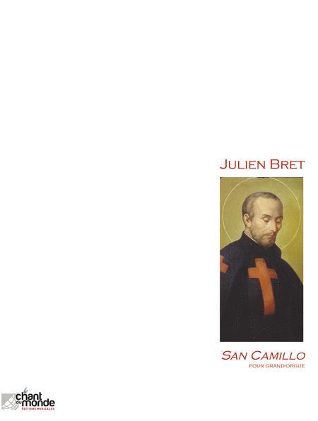 San Camillo Pour Grand-Orgue