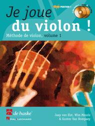 Je joue du violon ! Vol. 1