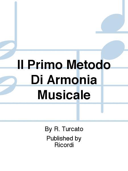 Il Primo Metodo Di Armonia Musicale