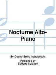 Nocturne Alto-Piano