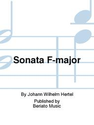 Sonata F-major