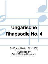 Ungarische Rhapsodie No. 4