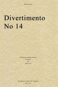Divertimento No. 14, K270