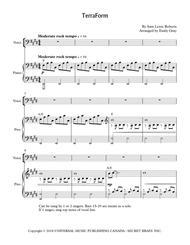 Download Terraform Sheet Music By Sam Roberts Band - Sheet Music Plus