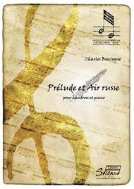 Prelude et Air Russe