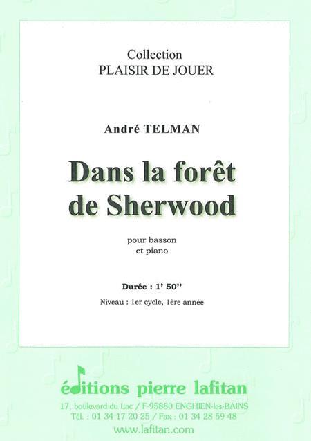 Dans la Foret de Sherwood