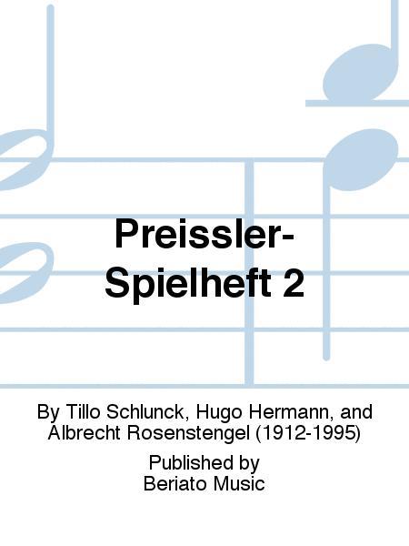 Preissler-Spielheft 2