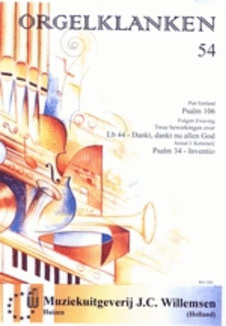 Orgelklanken 54