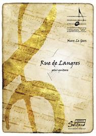 Rue De Langres