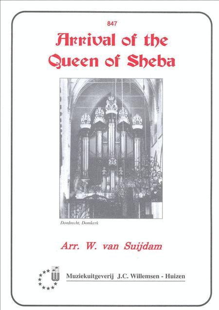 Arrival Of Queen Of Sheba