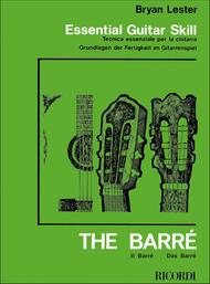 Musical Instruments & Gear Lester Essential Guitar Skills The Barre Instruction Books, Cds & Video