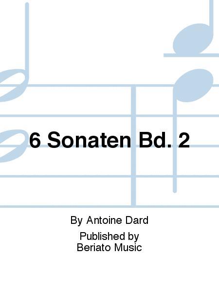 6 Sonaten Bd. 2