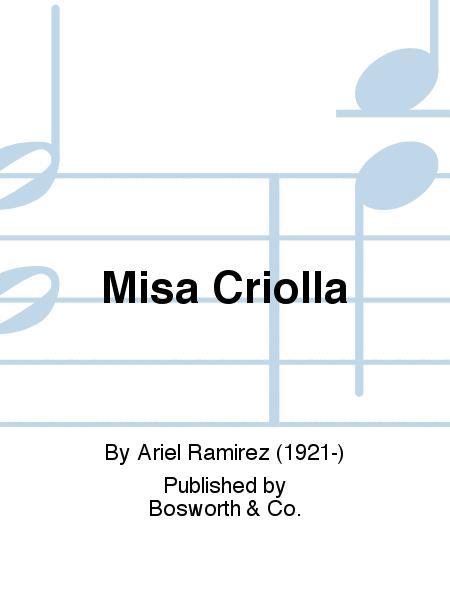 Misa Criolla Percussion 3
