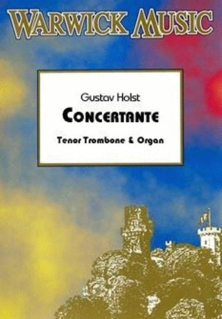 Concertante - Duet for Trombone & Organ