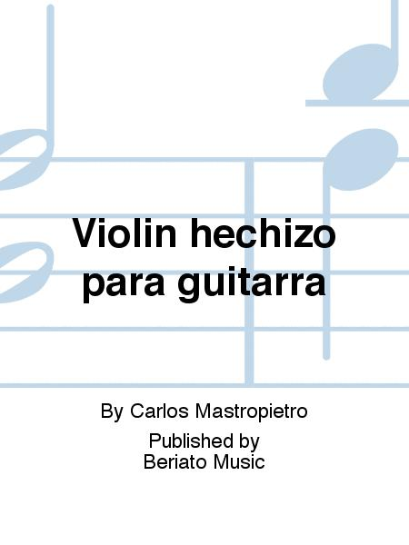 Violin hechizo para guitarra