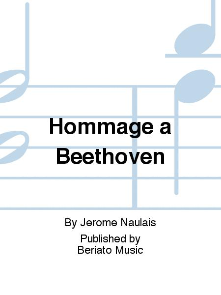 Hommage a Beethoven