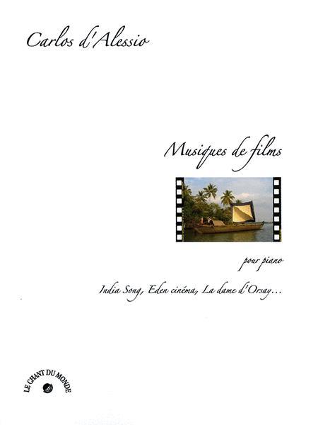 Musiques de Films / India Song