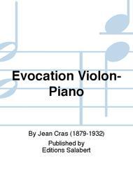 Evocation Violon-Piano