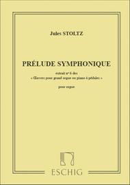 Prelude Symphonique Orgue