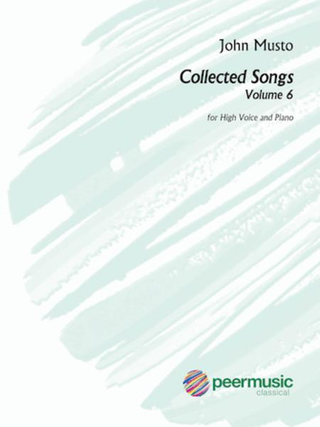 Collected Songs, Volume 6