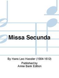 Missa Secunda