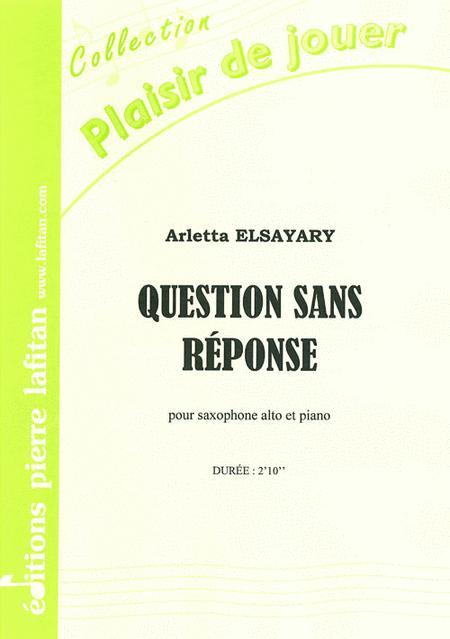 Question Sans Reponse