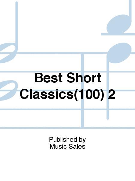 Best Short Classics(100) 2