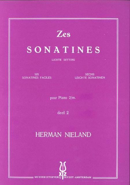 Sonatinen(6) 2 ( H )